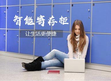 物联网开发案例 - 智能寄存柜