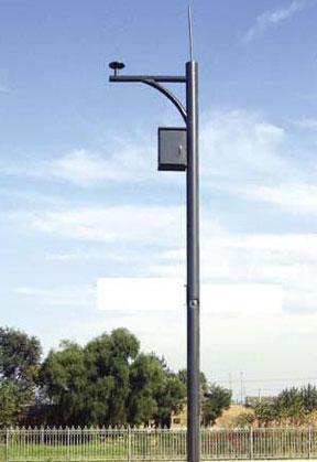 物联网开发解决方案 - 道路监控杆